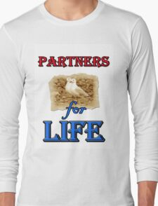 PARTNERS FOR LIFE Long Sleeve T-Shirt