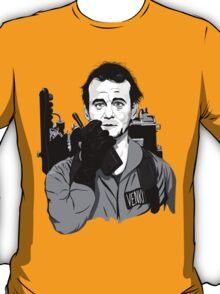 Ghostbusters Peter Venkman illustration T-Shirt