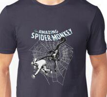 Amazing Spidermonkey Unisex T-Shirt