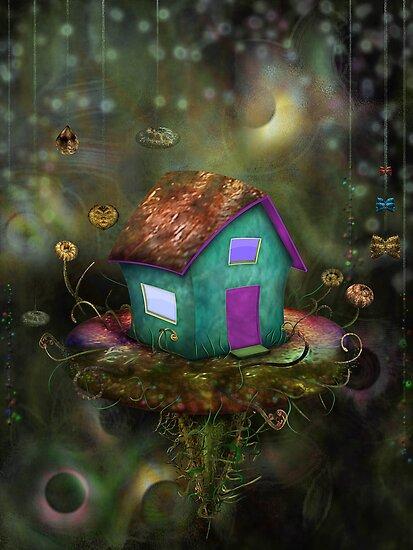 Home by Cornelia Mladenova