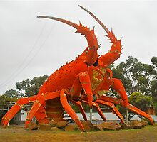 The Big Lobster by peasticks