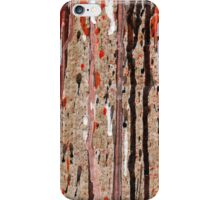 Spilling Colours II iPhone Case/Skin