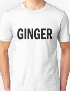 GINGER. Unisex T-Shirt