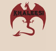 Khaleesi Mother of Dragons by superedu