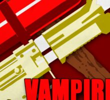 VAMPIRE REPELLENT Sticker