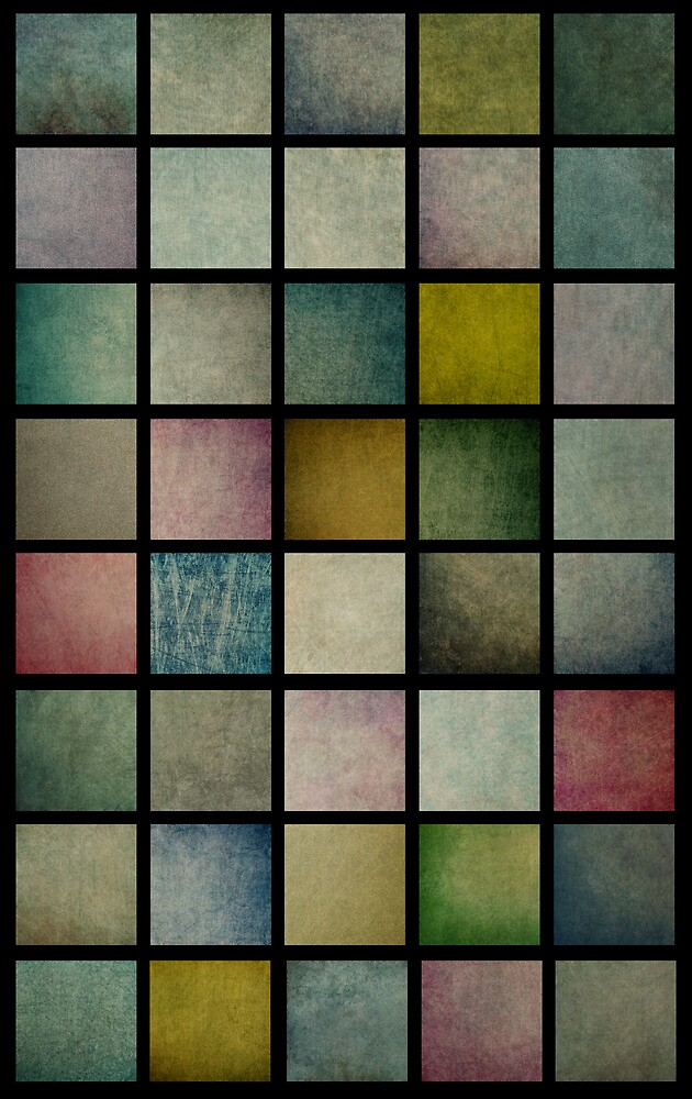 40 Squares by Sharon Johnstone