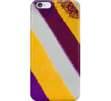 Striped iPhone Case/Skin