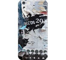 Agenda iPhone Case/Skin