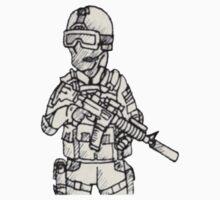 US Navy Seal  by Denxson