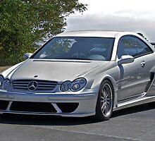 2007 Mercedes CLK 63 AMG by DaveKoontz
