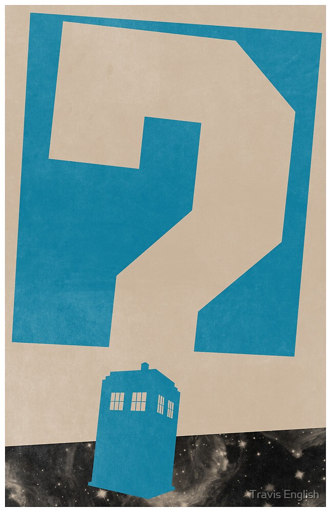 Doctor Who? by Travis English