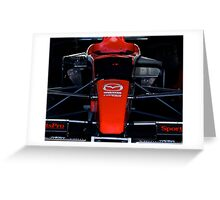 Indy LIght Greeting Card