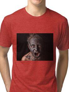 Don't Apply Compression Tri-blend T-Shirt