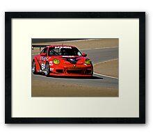 Porsche GT I Framed Print