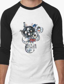 Our Division Men's Baseball ¾ T-Shirt