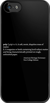 Pulp Fiction Definition of PULP by kmorris-b