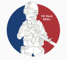US Navy Seal no.2 by Denxson