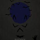 Batman Begins by Harry Bradley