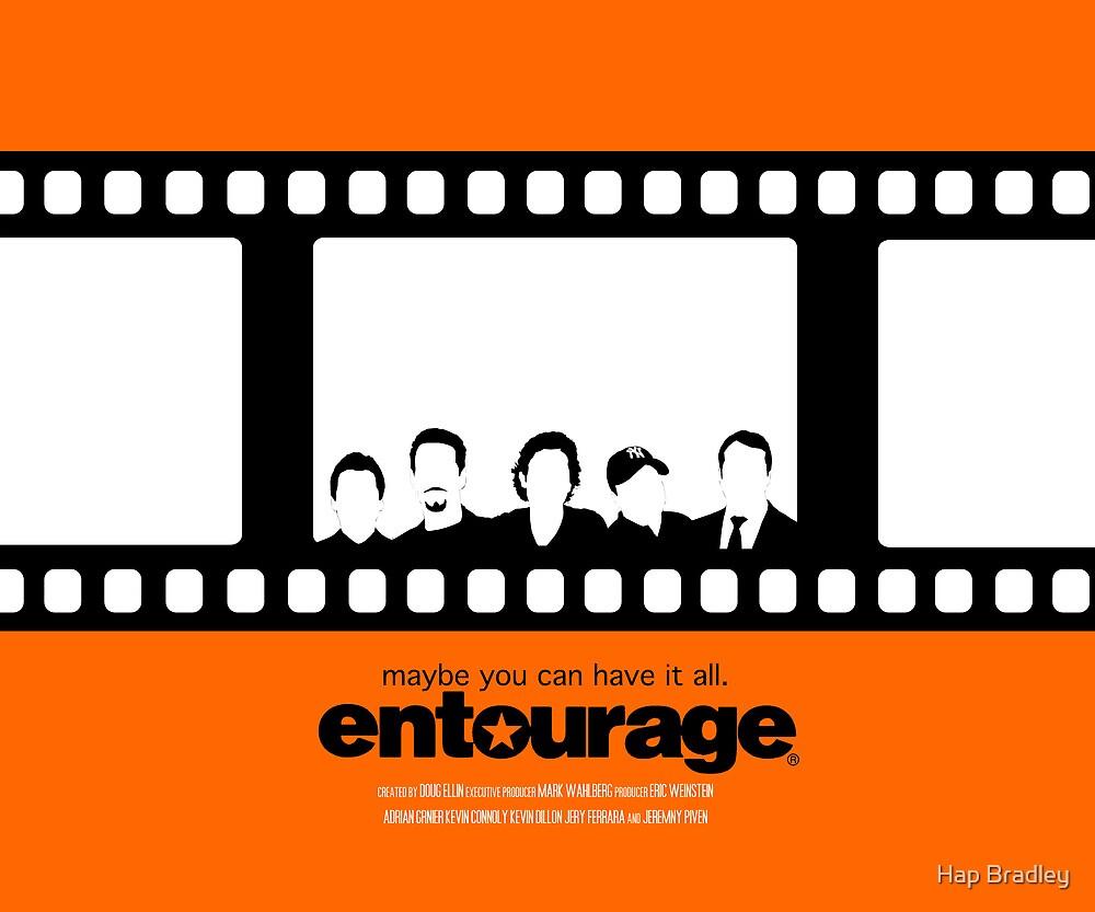 Entourage by Harry Bradley