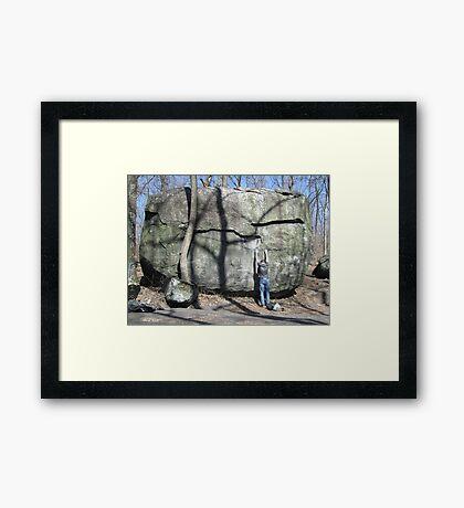 1787 Doug Framed Print