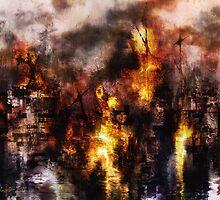 Ghost City III by Stefano Popovski