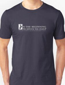 Universe Quote Unisex T-Shirt