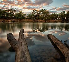 Murrumbidgee River by Mark Cooper