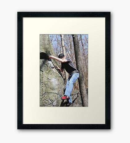 5944 Doug Framed Print