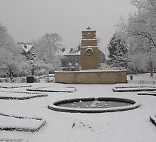 World War I Memorial - Clifton Park by devil001