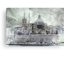 Malta 15 Canvas Print