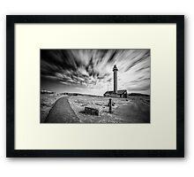 Westkapelle Framed Print