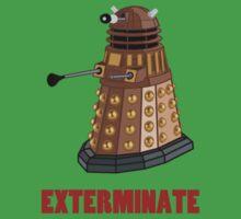 Dalek Kids Tee
