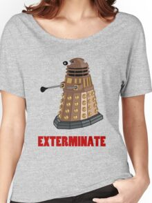Dalek Women's Relaxed Fit T-Shirt