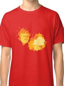 Fire Kirby Classic T-Shirt
