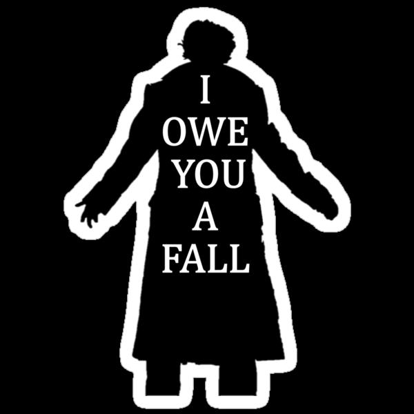 I Owe You A Fall by rycbar321