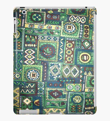 Green Peace 1 iPad Case/Skin