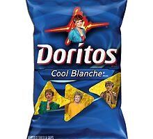 Cool Blanche Doritos - Blanche Devereaux - The Golden Girls by wcsmack