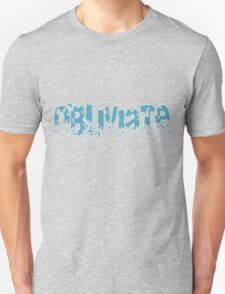 Harry Potter Spell Obliviate Unisex T-Shirt