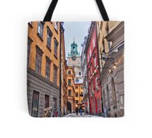 Lost in Gamla Stan Tote Bag