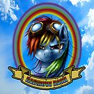 Rainbow Dash by ArrowValley