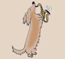 Long Haired Jazz Hound 2 by Diana-Lee Saville