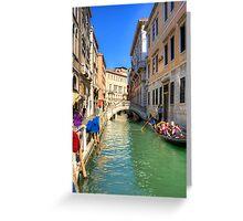 Ponte Tron Greeting Card