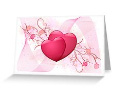 Love is in Bloom Greeting Card