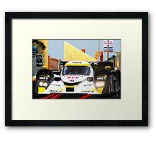 Baltimore Grand Prix, racing Mazda Speed  Framed Print