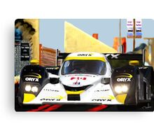 Baltimore Grand Prix, racing Mazda Speed  Canvas Print