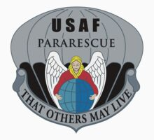 Air Force Pararescue Badge by 5thcolumn