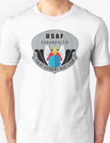 Air Force Pararescue Badge Unisex T-Shirt