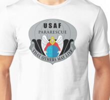Air Force Pararescue Badge Unisex T-Shirt