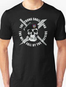 Air Force TACP Skull Unisex T-Shirt