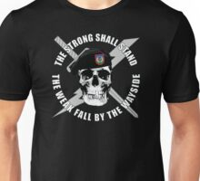 Air Force TACP Skull Unisex T-Shirt